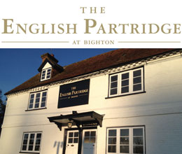 The English Partridge at Bighton