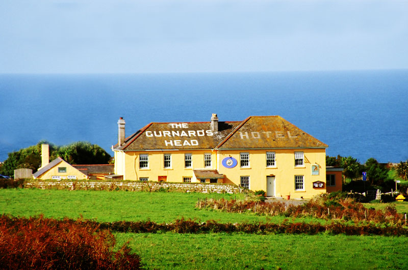 The Gurnard's Head Hotel Cornwall