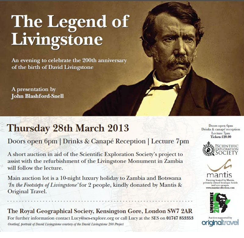 The Legend of Livingstone