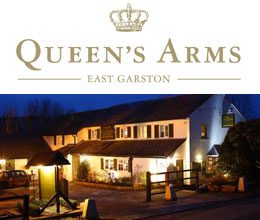 The Queens Arms at East Garston