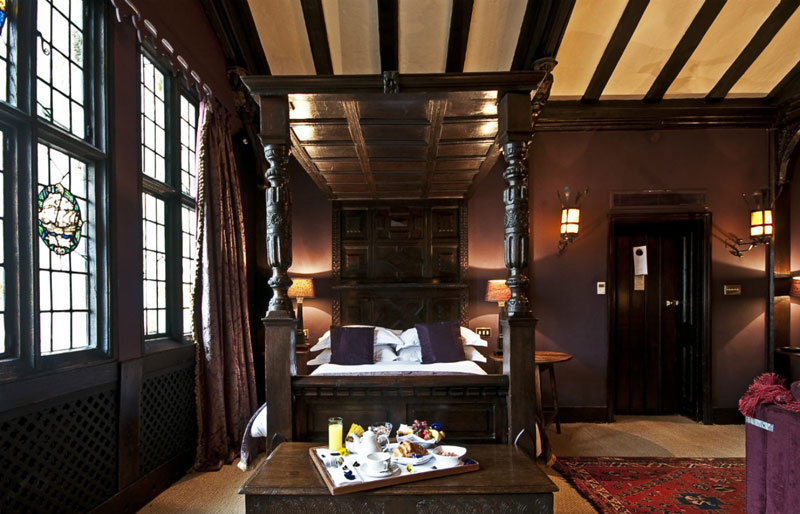 The Tudor Room at The Gore Hotel Kensington
