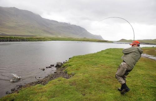 The Vatnsdalsá Iceland