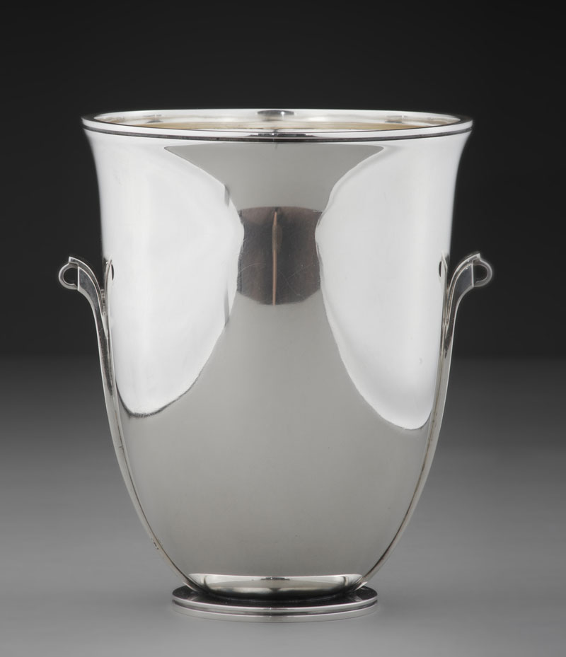 The Silver Fund Georg Jensen Art Deco Wine Cooler