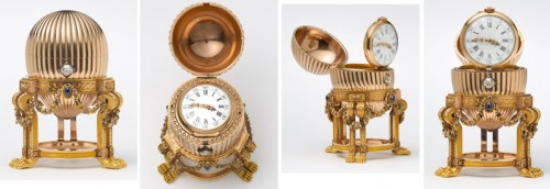 Third Imperial Faberge Egg