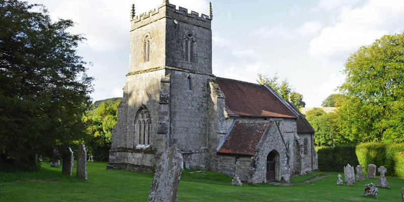 St Peter ad Vincula Church in Tollard Royal