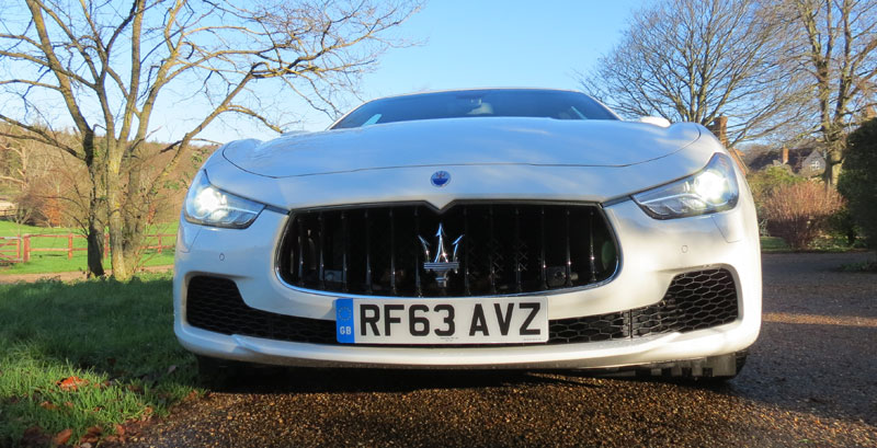 Trident-on-Maserati-Ghibli-Grille