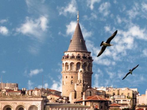 Turkey Gelata Tower
