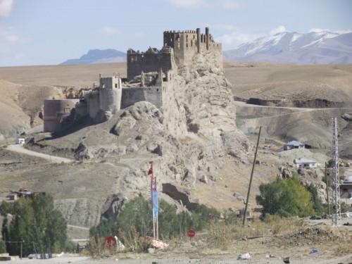 Turkey Hosap Castle