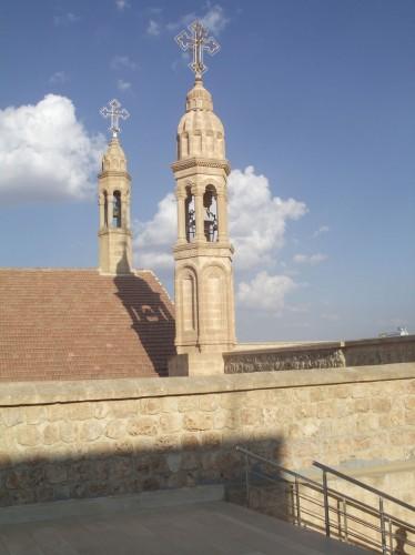 Turkey Monastery of Morgabriel
