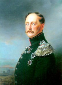 Czar Nicholas 1st of Russia