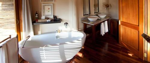 Ulusaba Elephant Room Bathroom