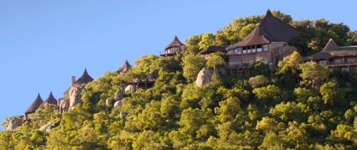 Ulusaba Lodges