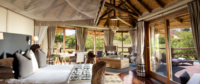 Ulusaba River Room Safari Lodge