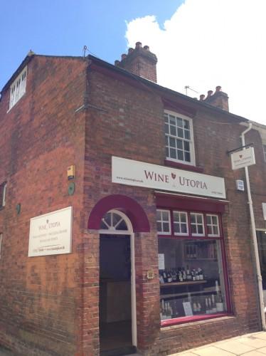 Utopia Wine Shop Winchester