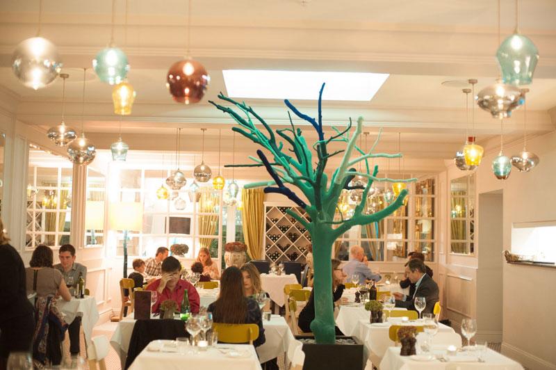 Villa de Geggiano restaurant in Chiswick