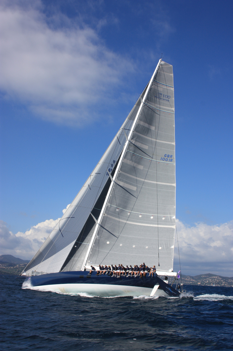 Wally Cento 2013 Magic Carpet 33 metres Reichel Pugh
