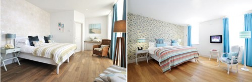 Watergate Bay Hotel Cornwall Best Bedroom and Family Room