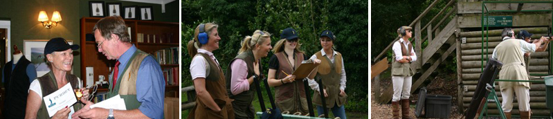 West London Purdey Ladies Shooting Club