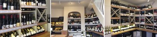 Wine Utopia Winchester interior