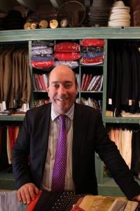 Alex Edwards of Cadogan & Co Winchester