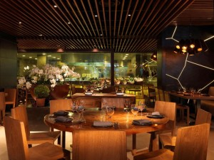 The Asian Restaurant at Novikov