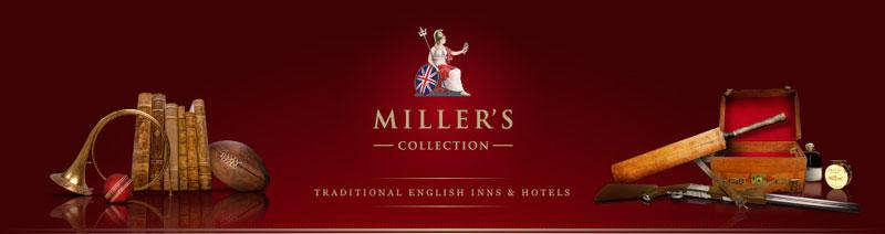 Miller's Colelction Heading