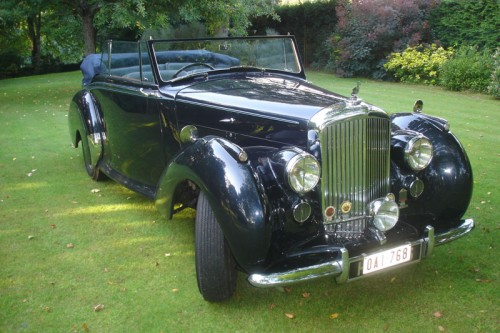 Bentley MK6 Drophead