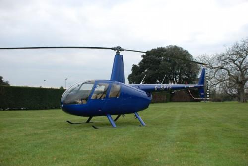 Robinson R44 G-SPYS