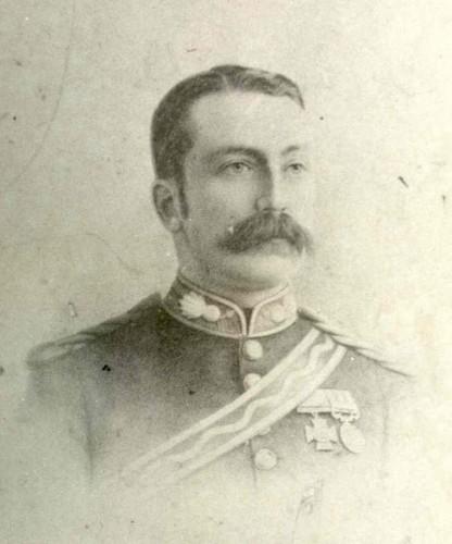 Lieutenant John Rouse Merriott Chard Royal Engineers