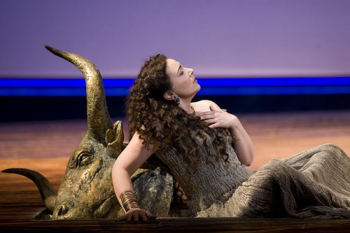 Christine Rice as Ariadne in The Minataur
