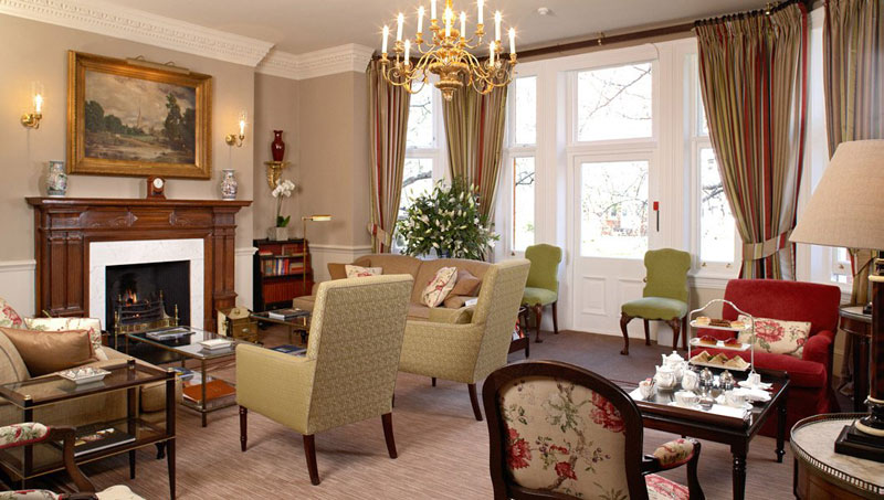 \draycott Hotel Drawing Room