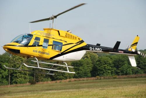 Elite Helicopter Bell 206 Long Ranger G-LIMO