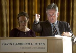 Gavin Gardiner Auctioneer
