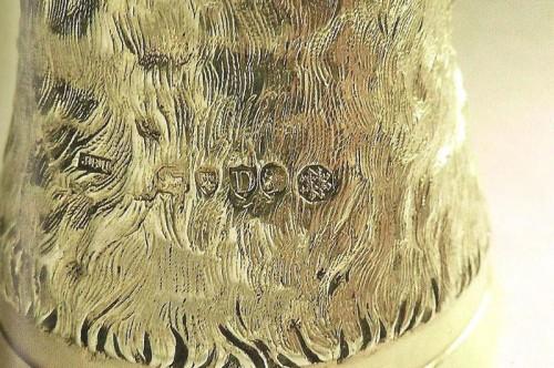 Hallmarks of Hound Head Stirrup Cup