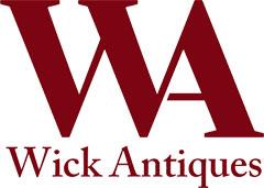 Wick Antiques Logo