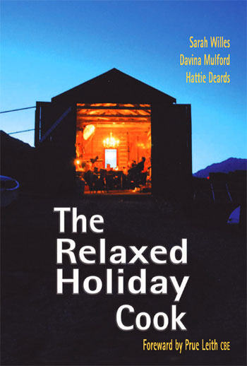 The Relaxed holiday Cookbook