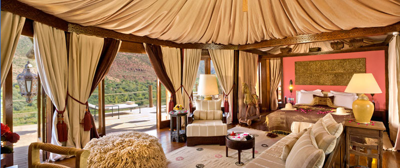 Kasbah Bedrooms Berber Tents