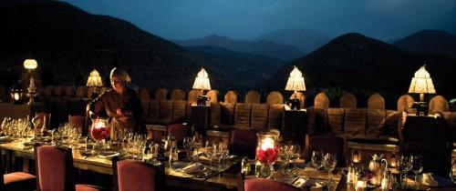 Kasbah Dining Roof Terrace