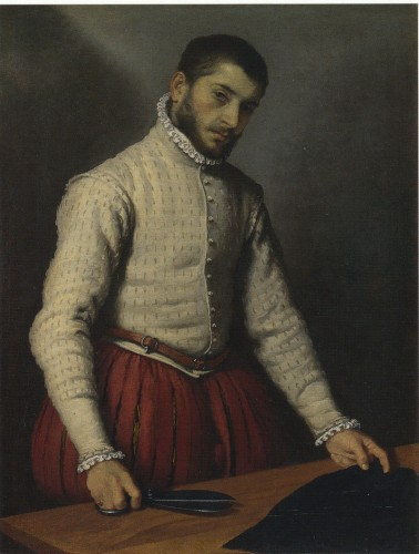 Moroni the Tailor National Gallery London