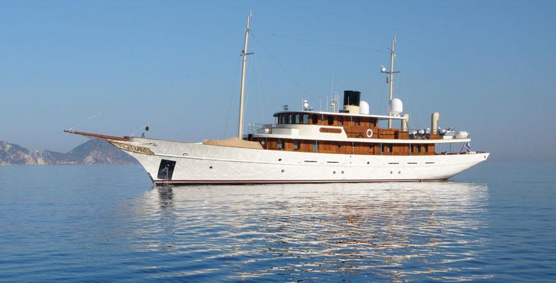 Motor Yacht Vajoliroja