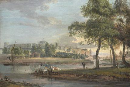 Paul Sandby Windsor Castle