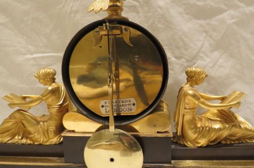 pendulum-and-plaque-enscribed-F-Baetens-23-Gerrards-St.-London