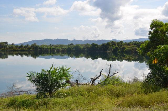Phang Nga Lakes
