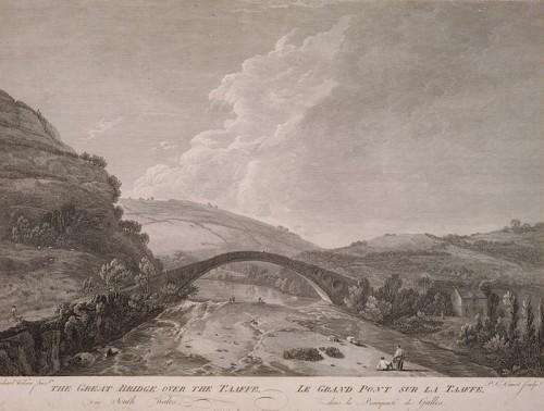 Richard Wilson's - The Great Bridge over the Taaffe