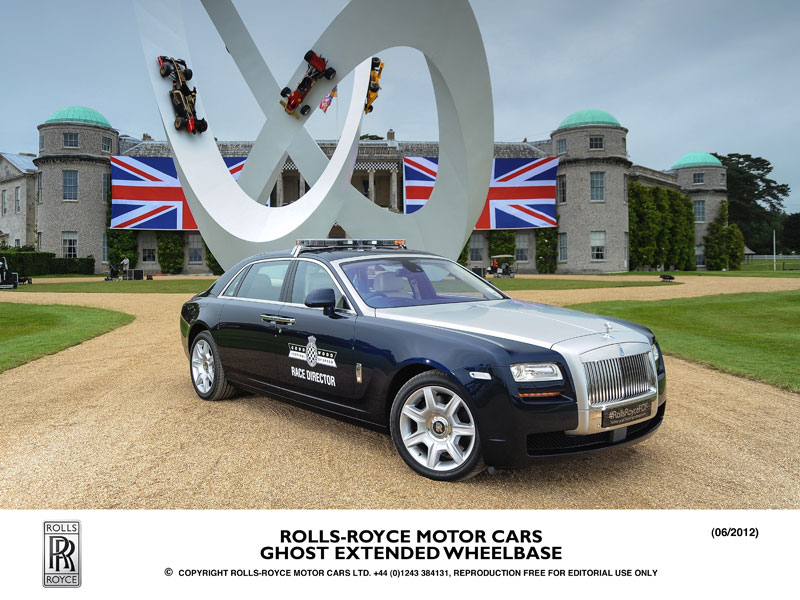 Rolls Royce - The Spirit of Ecstasy
