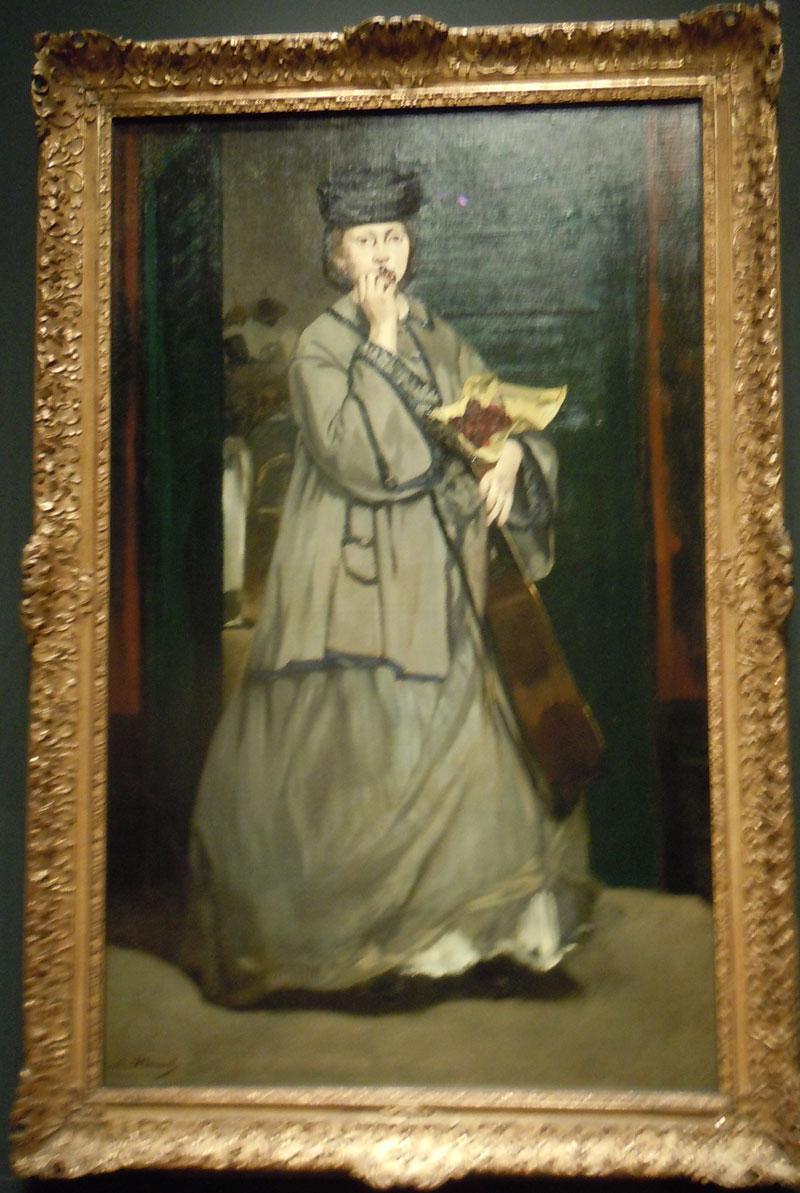 Street Singer 1862