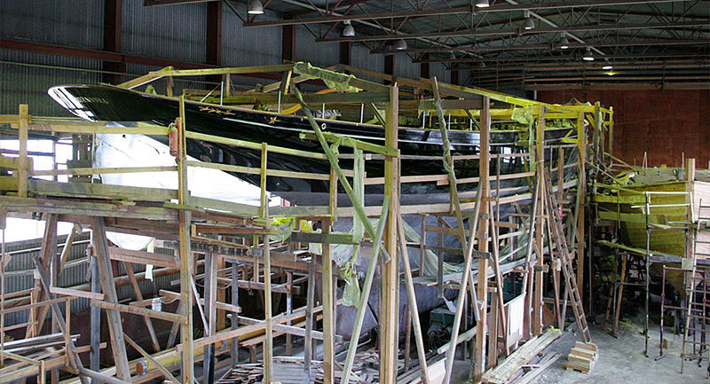 The famous Britannia name gracing a Big Boat Class Cutter again