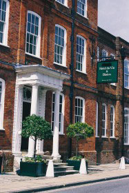 The first Hotel du Vin in Winchester