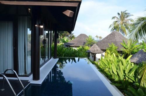Vijitt Resort pool