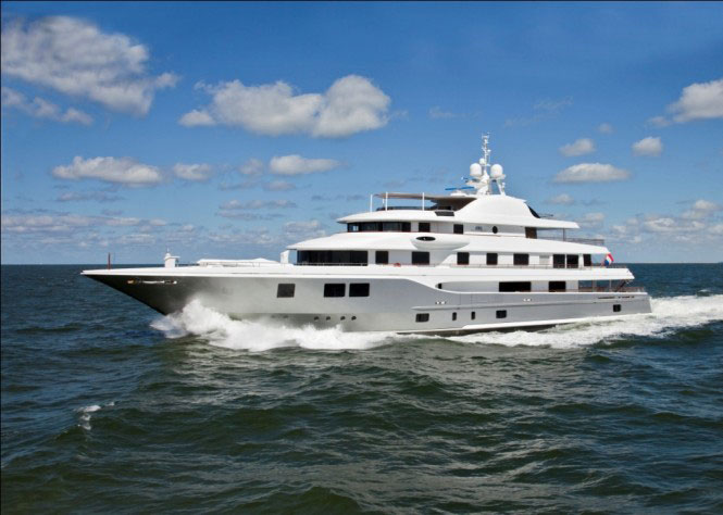 Super Yacht Baton Rouge